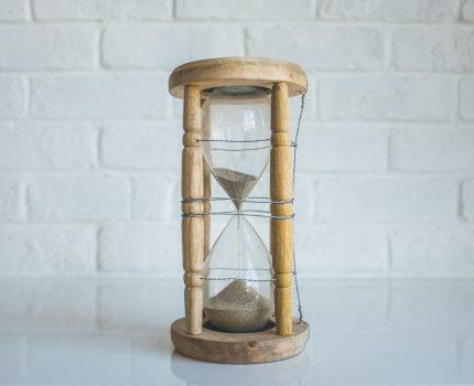 Jeśli nie robisz tego co kochasz, tracisz czas.